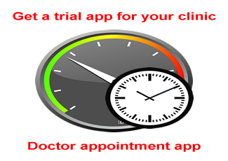 Doctor appointment app