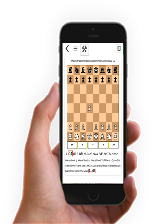 Chess games Anand vs Carlsen| Android and iOS Chess Apps for