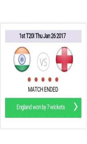 Crickinfo Live Cricket Scores | Live Cricket 365 24/7 Mobile App