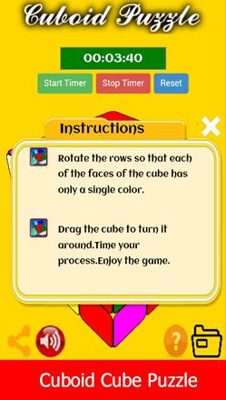 Play Rubix Cube Cubo Puzzle App   Rubix Cube Play