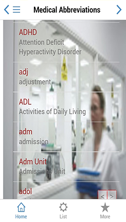 Medical Abbreviations App For Medical Personnel Like A