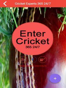 cricket info live scores app