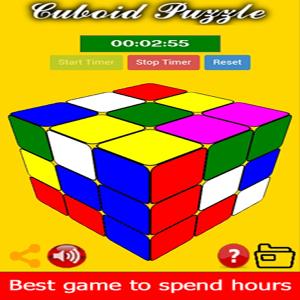 virtual cube rubix casual games
