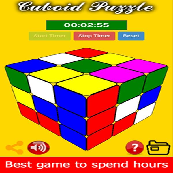 virtual cube rubix