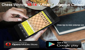 Magnus Carlsen vs Vish Anand