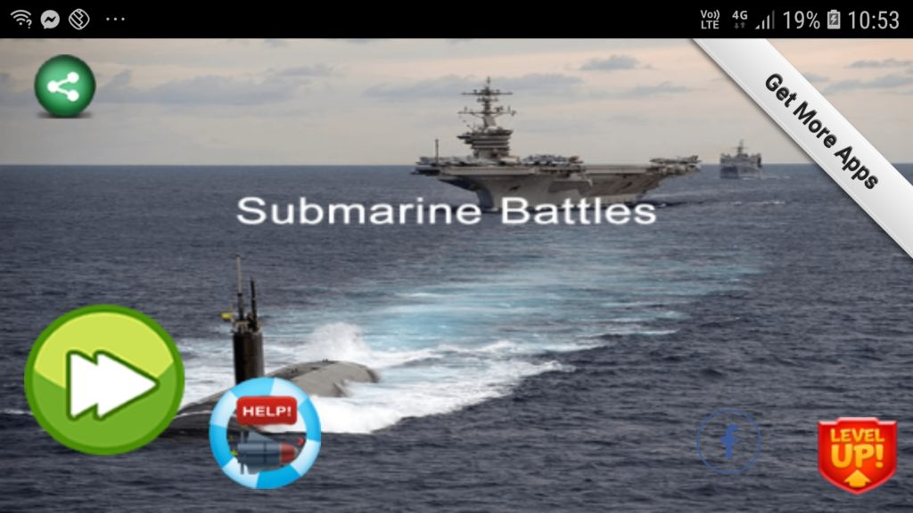 Submarines sea battles battleship